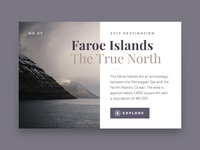 Destination Card #03 – Faroe Islands