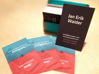 Business Cards box print design ui graphic design cards photography corporate design business cards