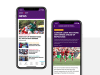Rugby World Cup 2019 App News