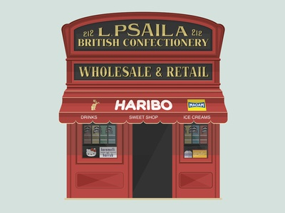 PSAILA CONFECTIONERY