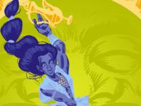 Aladdin — Jasmine Sun