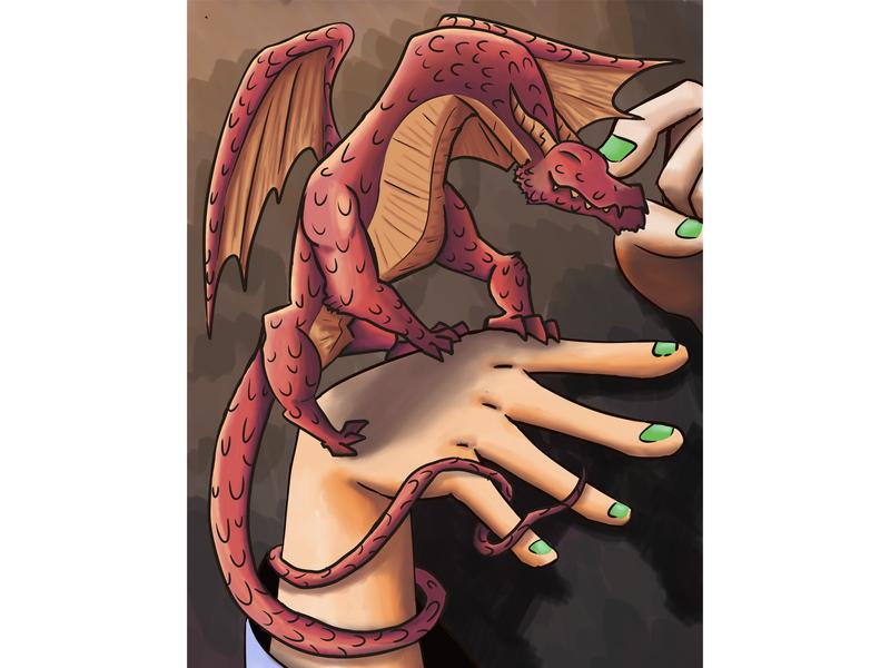 Smällg fantasyart fantasy design de personagem character design ilustração illustration digital art arte digital 2d art
