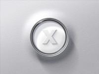 XBOX controller button (with PSD)