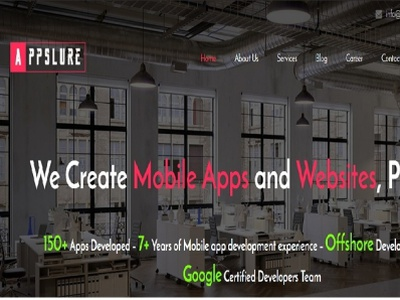 Apps Lure Dribbble