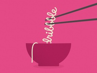 Hello Dribbble...stay hungry!