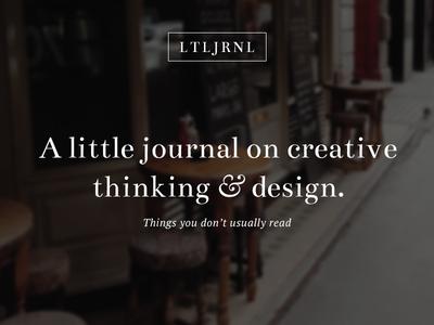 Simple Blog Design Tutorial