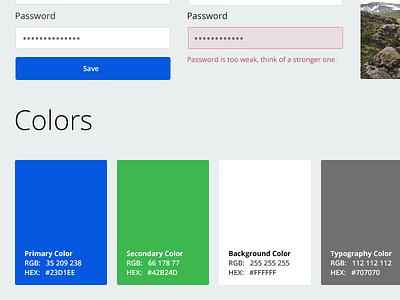 Web App UI Kit Tutorial web ui kit tutorial