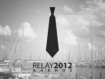 Relay 2012 aarhus logo