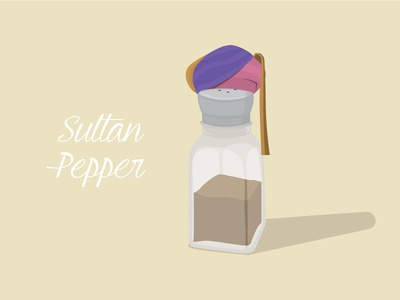 Sultan Pepper