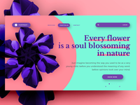 Landing Page for Flostract
