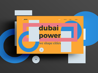 Landing Page for dPower