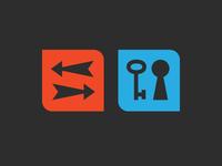 Arrows & Key