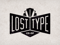 Lost Type Logo