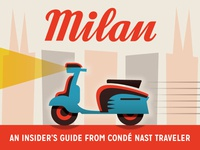 Milan for Herb Lester/Condé Nast Traveller