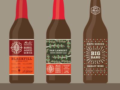 No-Li Brewhouse Bottles