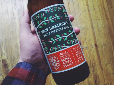 Van Lambert Sour Cherry Ale
