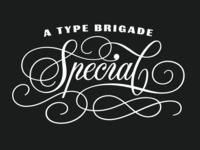 Type Brigade Special