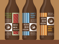 Platt Park Brewing Co. Packaging