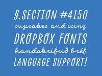 Dropbox Fonts