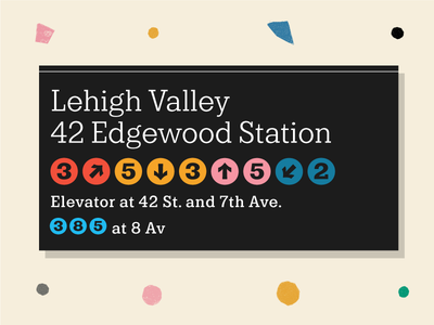 Lehigh by Dan 'Grayhood' Gneiding grayhood lost type slab serif typeface