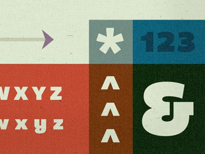 Bemio Specimen font typeface promo lost type promotional specimen banner