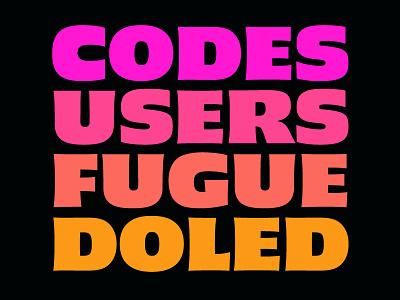 Letterforms font lettering typeface letters