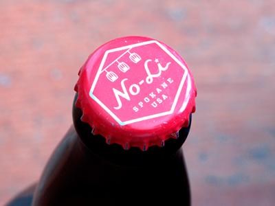 No-Li Bottle Cap bottle cap beer brew no-li brewhouse greece