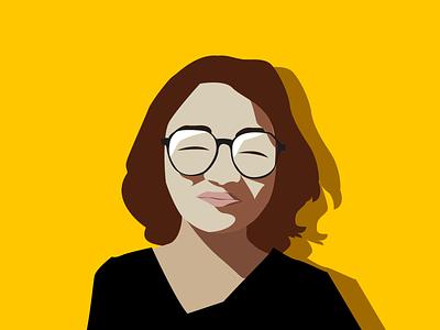My custom avatar | Weekly warm-up avatar warmup weekly rebound dribbble