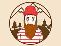 Ginger Beard Hermit