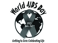 World Aids Day Grey Scale