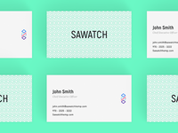 Sawatch Business Cards