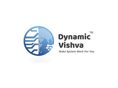 Dynamic Vishva Logo logo