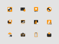 Icons For Influencer Marketing Platform