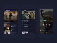 Tribeca Shortlist: Mobile App Design