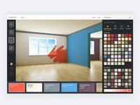 Dunn-Edwards: InstaColor Web App