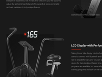 Assault AirBike Product Page Detail 1