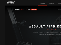Assault AirBike Product Page Detail 2