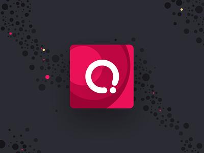 Queno logo branding logo