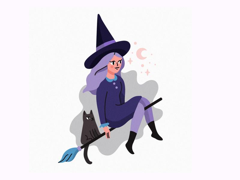 Witch witch trotyl-nat illustration freepik