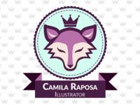Camila Raposa Logo