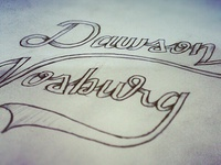 Name Lettering