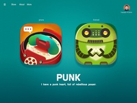 Punk Icon2