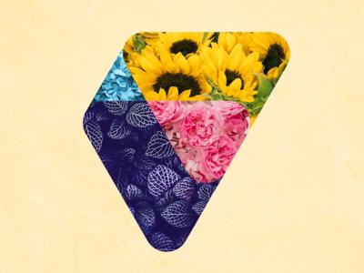 Volusion Flower Logo