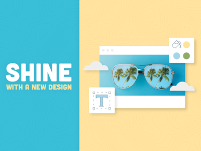 Shine With A New Design