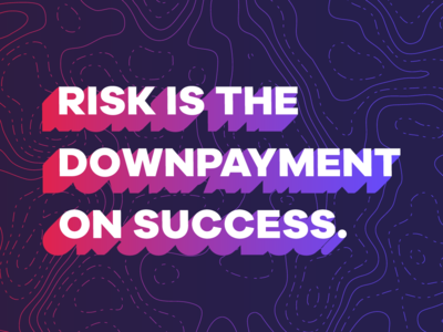 Wednesday Wisdom: Downpayment on Success