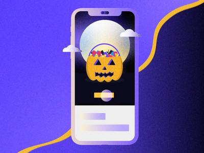 Halloween Phone