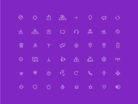 Life360 Icon Set