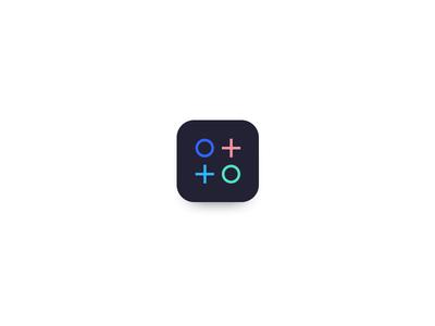 Otto minimal clean modern type icon app ios