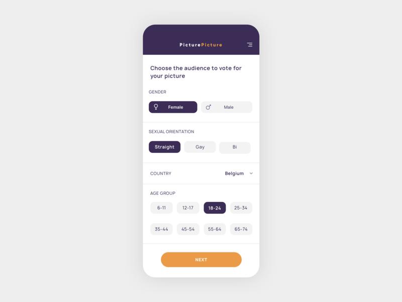 Filter screen дизайн приложения interface dribbble ux design app ux ios sketch ui filter