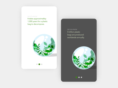 Dryad   Dark & Light app design app branding create ios illustration drawing sketch procreate designer colour design